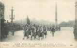 The Polish Troops In Paris, 1918. Polonais Place De La Concorde. 2 Scans. Edition ELD - Polonia