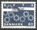 DÄNEMARK 1967 MI-NR. 450x ** MNH (99) - Danimarca