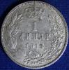 Serbia 1 Dinar 1915 Argento #6210 - Serbien