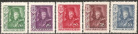 Ungheria 1935 MNH** - Yv. 468/72 - Ungheria