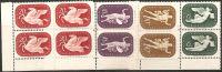 Ungheria 1940 MNH - Yv. 562/65   Bloc 4x - Ungheria