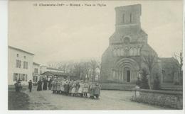 17 RIOUX /       Place De L'église        / - France