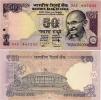 INDIA      50 Rupees      P-New      2012       UNC - India