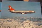 SWISSAIR   DC 10  / EDITION PI N° 372 - 1946-....: Modern Era
