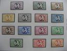 A.E.F.  Série N° 141/154,  Neufs X. Cote =  9 Euros. - Neufs