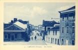 Cartaxo Rua Batalhoz PORTUGAL 2 SCANS - Santarem
