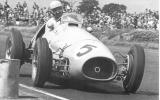 Alberto Ascari  -  Ferrari Tipo 500     -   British  Grand Prix  -  1953 - Non Classés