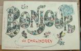 Un Bonjour De Chalindrey  - Carte Fantaisie - Chalindrey