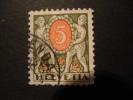 Schweiz Portomarken 1924 Michel 24 X (20%) - Strafportzegels