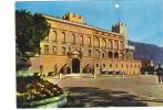MONACO . Le Palais Princier Et La Place. (un Carabinier) - Fürstenpalast