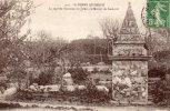 56 Saint Pierre De Quiberon  La Superbe Fontaine Du Jardin Du Manoir De Kerdavid - Quiberon