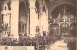Braine-le-Comte 21: Intérieur De L'Eglise 1923 - Braine-le-Comte