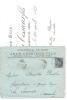 26 Drome Valence Lettre Publicitaire  Jean Cessieux Fi Commerce De Bois  Pour La Louvese Ardeche  17 04 1889 + Courrier - Marcophilie (Lettres)