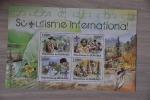 M1-3 ++ BURUNDI 2011 JAMBOREE PADVINDERS SCOUTING  MNH ** POSTFRIS NEUF - 2010-..: Ongebruikt