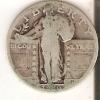 MONEDA  DE PLATA DE ESTADOS UNIDOS DE 1 QUARTER DEL AÑO 1926  (COIN) SILVER-ARGENT - 1916-1930: Standing Liberty (Libertà In Piedi)