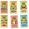1966 - Panama 430/31 + PA 396/99 Mondiali In Inghilterra, - World Cup