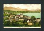SWITZERLAND  -  1907  Lucerne  Used Postcard As Scans - LU Lucerne