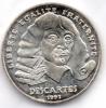 FRANCIA 100 FRANCS 1991 DESCARTES AG - Commemorative
