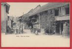 VULLY RUE DU VILLAGE 1897/1905 - FR Fribourg