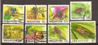Singapore    Y/T    456 Tot 463      (0) - Singapur (1959-...)