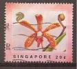 Singapore    Y/T   612     (0) - Singapour (1959-...)