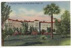 TAMPA. - MUNICIPAL HOSPITAL On DAVIS ISLANDS - Tampa