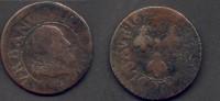 Vatican Papal Avignon - URBAN VIII - Double Tournois 1634 Ou 37? - Vatican