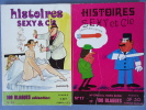 HISTOIRES SEXY & Cie - Dessins Roger SAM - LASSALVY - Humour