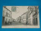 78) Mézières-sur-seine - N° 4 - La Grande Rue ; Ouest  - Année 1906 - EDIT - L.V - Frankreich