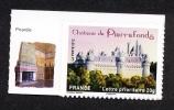 France 2012 - Yv N° 734 ** - Château De Pierrefonds  (Picardie) - Sellos Autoadhesivos