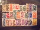 Lot Older Honduras  Stamp Mint Used - Honduras