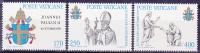 VATICAANSTAD - Michel - 1979 - Nr 736/38 - MNH** - Vaticaanstad