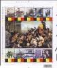 Belg. 2005 - COB N° 3357 à 3366 ** - 175 Ans De La Belgique (évènements Historiques) - Unused Stamps