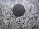 10 CENTESIMI DEL 1866 STRASBURGO - VITTORIO EMANUELE II° - MONETA NON COMUNE - - 1861-1946 : Royaume