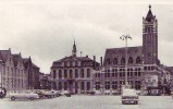 ROESELARE = Grand'place Et Hôtel De Ville (Nels) Vierge - Roeselare