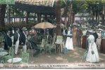 03. Vichy. Un Coin Du Jardin De La Restauration - Vichy