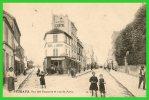 -12-PUTEAUX-Rue Des Coutures Et Rue De Paris.(recto Verso) - Puteaux