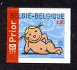 Belg. 2005 - COB N° 3404 ** - Naissance Fille - Belgique