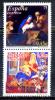 Spain España / Chritmas 2001 Navidad Nöel Joint Issue Germany / Gz34 - Navidad