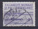 Greenland 1982 Mi. 136    2.70 Kr Jacob Danielsen Harpuierung Eines Walrosses Zeichnung Von J. Danielsen - Greenland