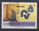Vatican 1981 Mi. 781     220 L Radio Rundfunk Vatikan - Vaticano (Ciudad Del)