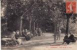 CPA 65 - BARBAZAN - Une Allée Du Parc - Circulé 1912 BE (Lot 1-74) - France