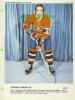 SPORT HOCKEY - CANADIENS DE MONTRÉAL, JACQUES LEMAIRE, No 25 - DIMANCHE/DERNIÈRE HEURE,1972 - DIMENSION  21X28 Cm - Montreal Canadiens