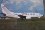 TUNIS AIR    B 737 600   TS IOL - 1946-....: Modern Era