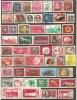 52 Timbres D´Allemagne De 1955/60 - [6] République Démocratique