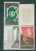 1958-Tunesien-Mi: 496-498 (**) - Tunisia (1956-...)