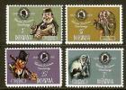 BOTSWANA 1970 MNH Stamps Charles Dickens 62-65  # 5010 - Botswana (1966-...)