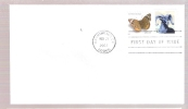 FDC Bighorn - Plus Butterfly - First Day Covers (FDCs)