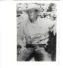 "John Wayne Signed 5x7 B/w Photo ""Good Luck John Wayne"" In Black Sharpie - Autographes"