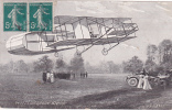 L'aéroplane Blériot - ....-1914: Précurseurs